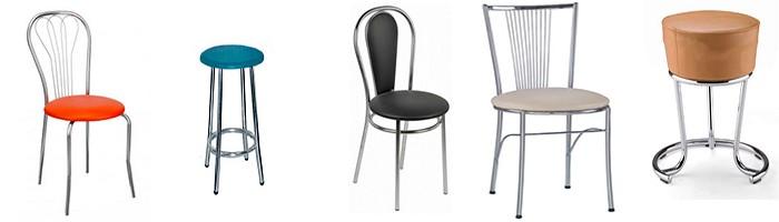 Каталог кухонных стульев