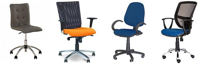 Каталог офисных стульев и кресел