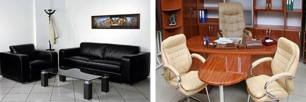 Правильный подбор мебели для офиса