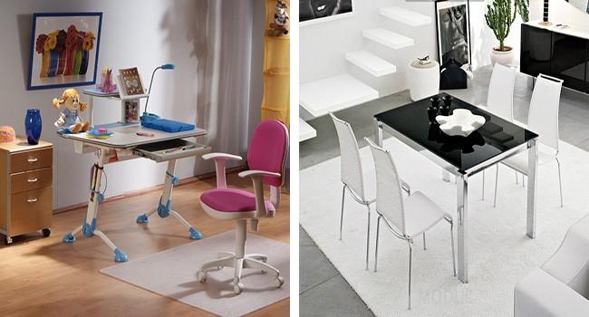 Обустройство дома мебелью